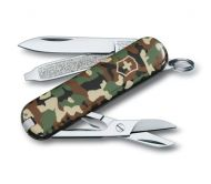 Victorinox zakmes Classic SD camouflage 7 functies 58 mm blister