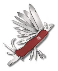 Victorinox zakmes Workchamp XL rood 31 functies 111 mm